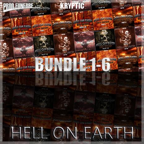 Hell On Earth Bundle Vols 1-6