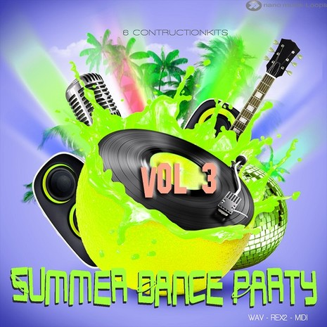 Summer Dance Party Vol 3