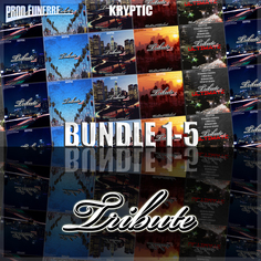 Tribute Bundle (Vols 1-5)