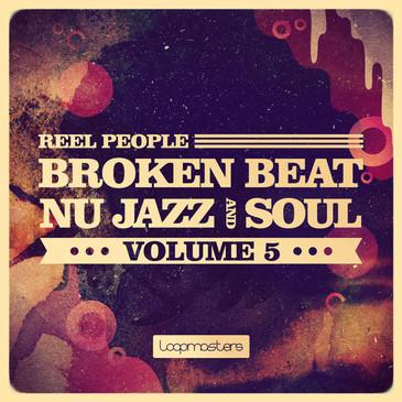 Reel People: Broken Beat, Nu Jazz & Soul Vol 5