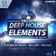 Tunecraft Deep House Elements Vol 1