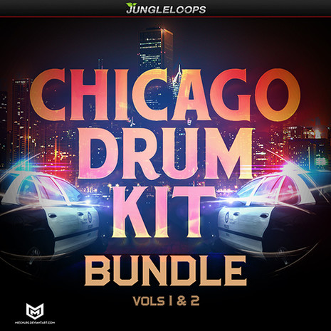 Chicago Drum Kit Bundle