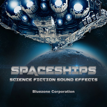 Spaceships: Science Fiction Sound Effects