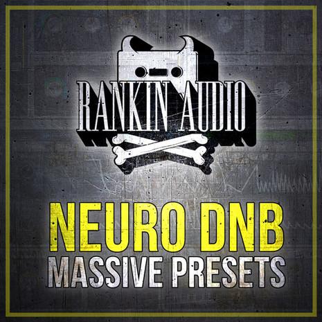 Neuro DnB Massive Presets