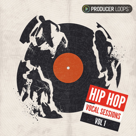 Hip Hop Vocal Sessions Vol 1