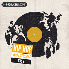 Hip Hop Vocal Sessions Vol 3