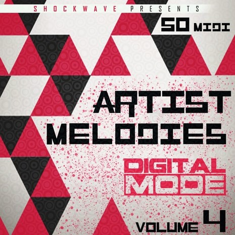 Artist Melodies: Digital Mode Vol 4