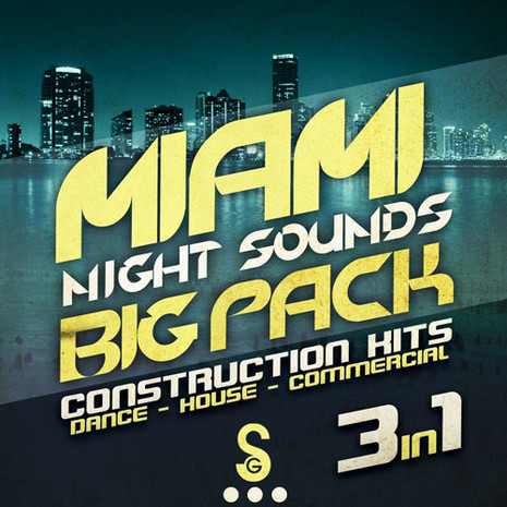 Miami Night Sounds Big Pack