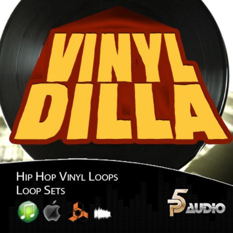 Vinyl Dilla Hip Hop Loop Sets