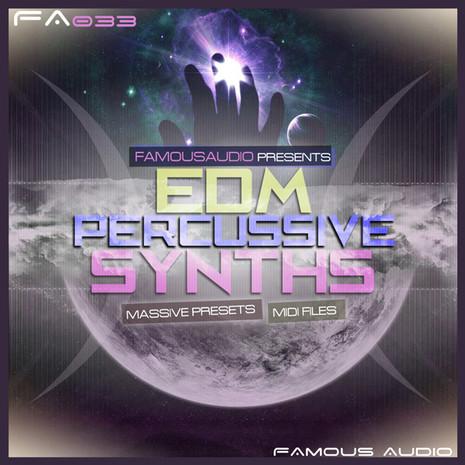 EDM Percussive Synths: Massive Presets