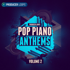 Pop Piano Anthems Vol 2