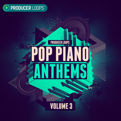 Pop Piano Anthems Vol 3