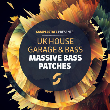 UK House, Garage & Bass: Massive Patches