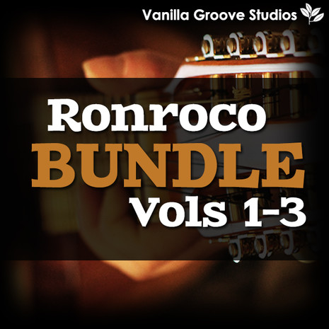 Ronroco Bundle Vols 1-3