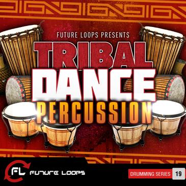 Tribal Dance Percussion