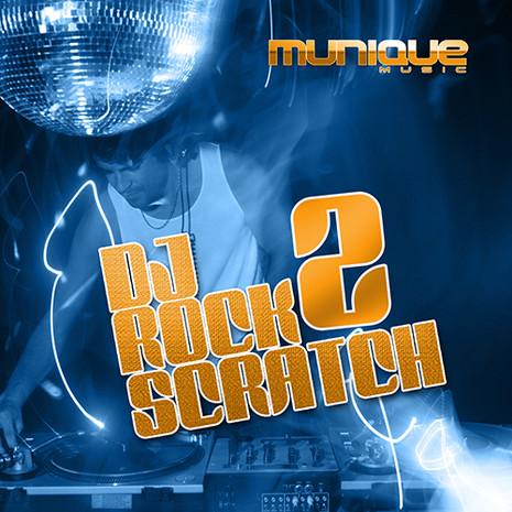 DJ Rock Scratch 2