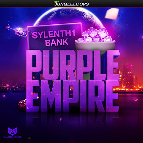 Purple Empire Sylenth1 Bank