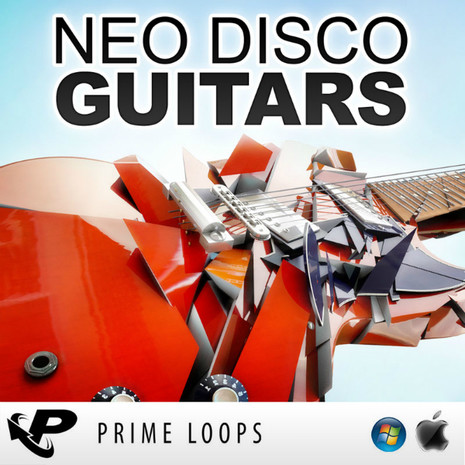 Neo Disco Guitars