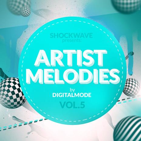 Artist Melodies: Digital Mode Vol 5
