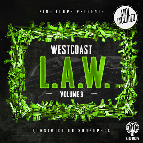 Westcoast L.A.W. Vol 3