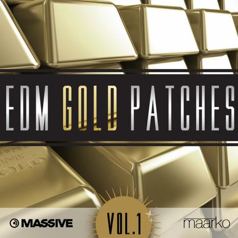 EDM Gold Patches Vol 1