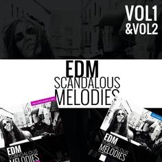 EDM Scandalous Melodies Bundle