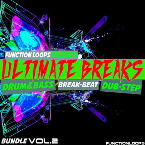 Ultimate Breaks Bundle 2
