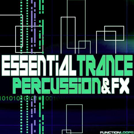 Essential Trance Percussion & FX
