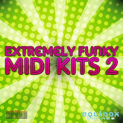 Extremely Funky MIDI Kits 2