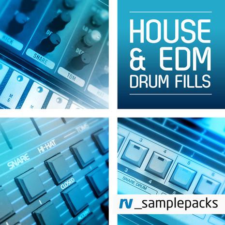 House & EDM Drum Fills