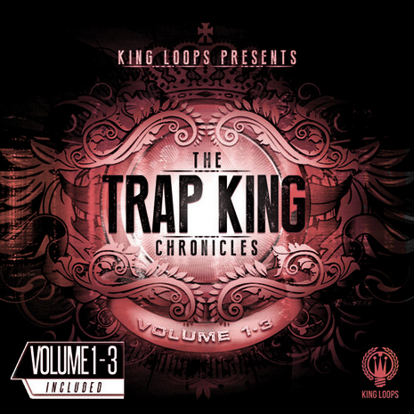 Trap King Chronicles Bundle Vols 1 3