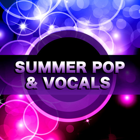 Summer Pop & Vocals Bundle 3-In-1
