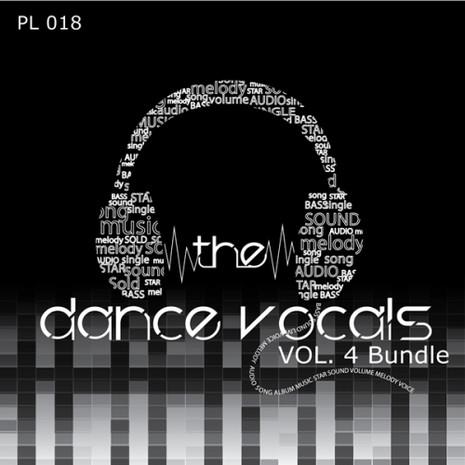 The Dance Vocals Vol 4 Bundle