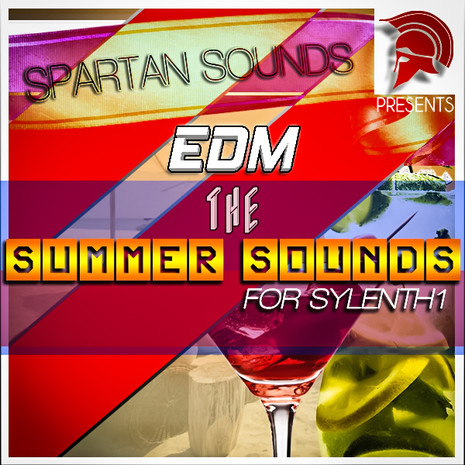 EDM: The Summer Sounds for Sylenth1