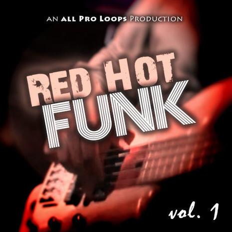 Red Hot Funk Vol 1