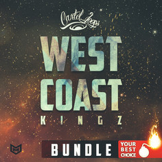 West Coast Kingz Bundle (Vols 1-3)