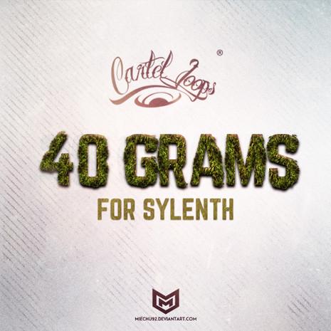 40 Grams Sylenth1 Bank