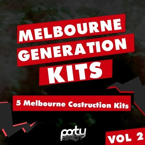 Melbourne Generation Kits Vol 2