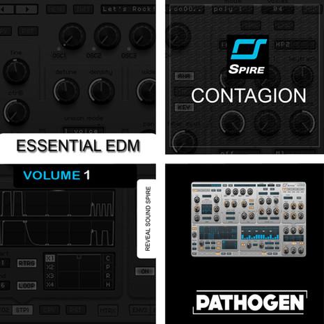 Spire Contagion: Essential EDM 1