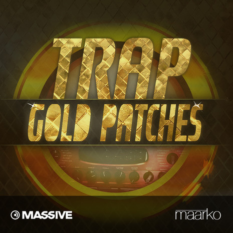Trap Gold Patches Vol 1
