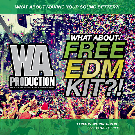 What About: Free EDM Kit