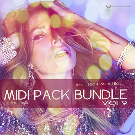 MIDI Pack Vol 09: Bundle