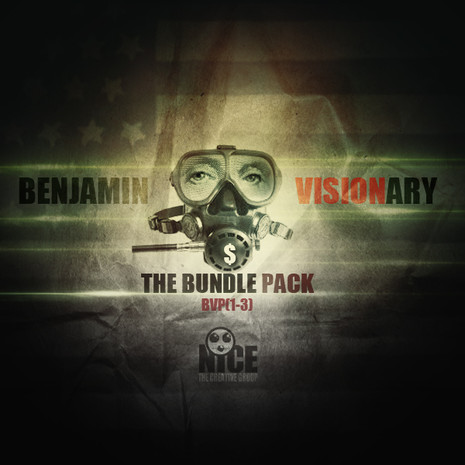 Benjamin Visionary Pack: The Bundle
