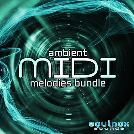 Ambient MIDI Melodies Bundle