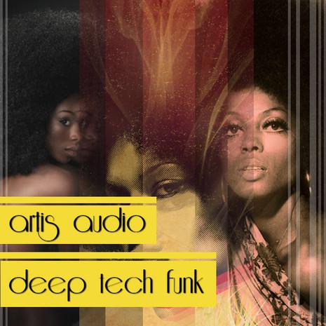 Deep Tech Funk Bundle (Vols 1-3)