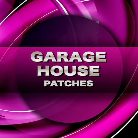 Garage House Patches