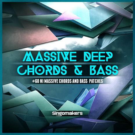 Massive Deep Chords & Bass