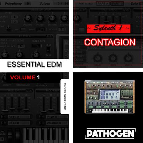 Sylenth1 Contagion: Essential EDM 1