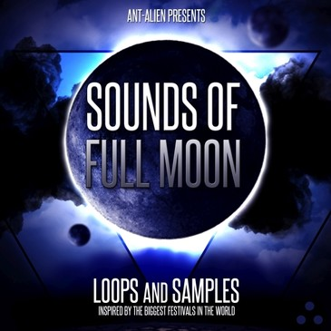 Ant-Alien: Sounds of Fullmoon