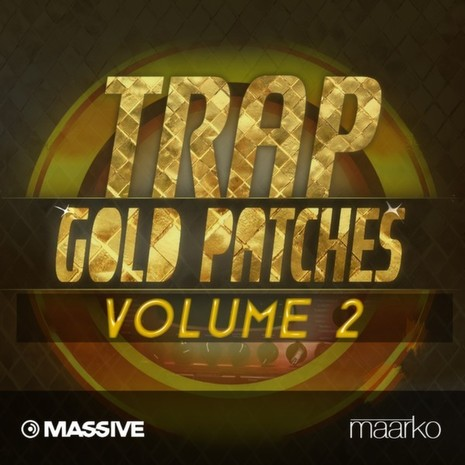 Trap Gold Patches Vol 2